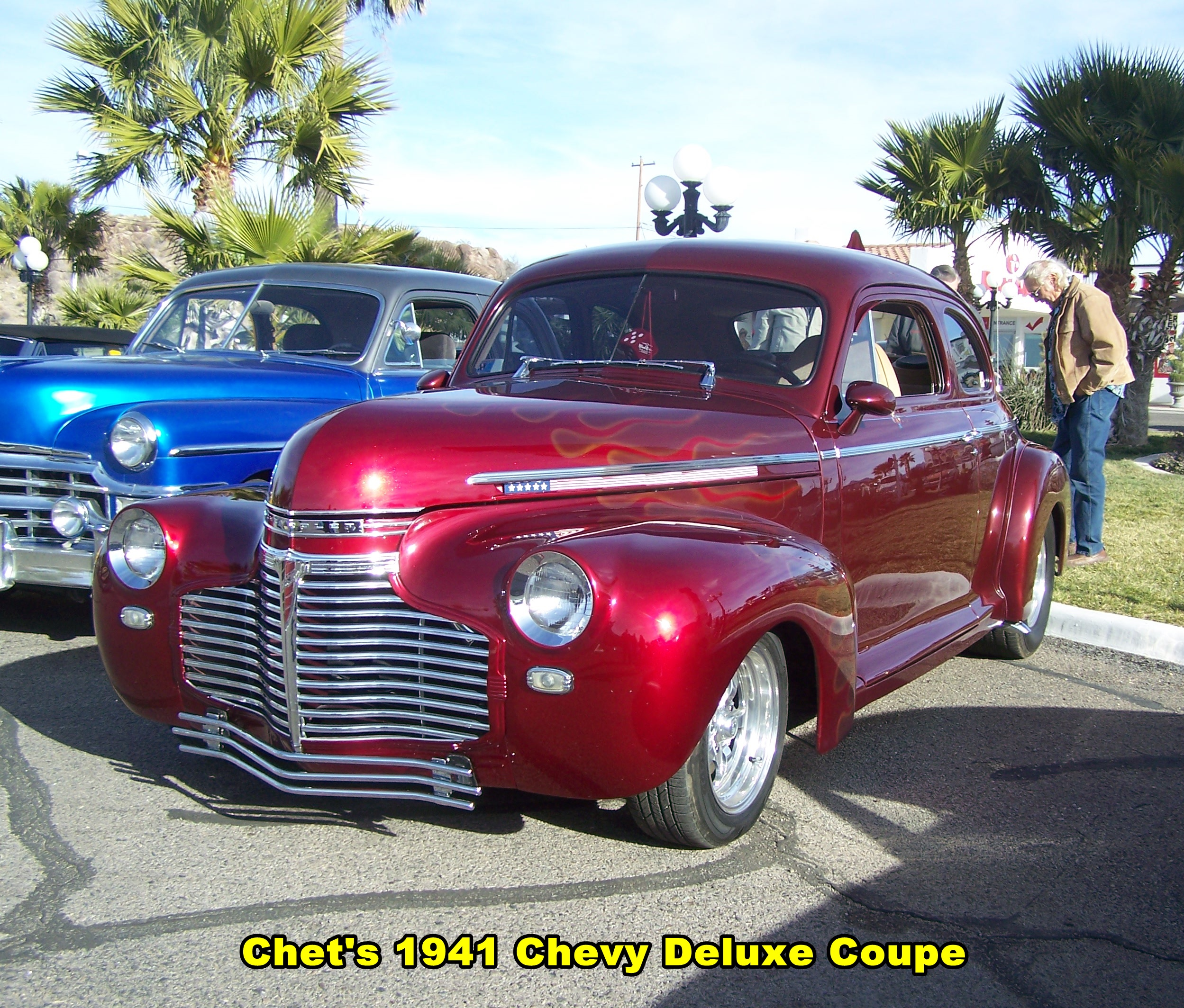 1940s Classics 1941 Plymouth Deluxe Business Coupe Chets Chevy